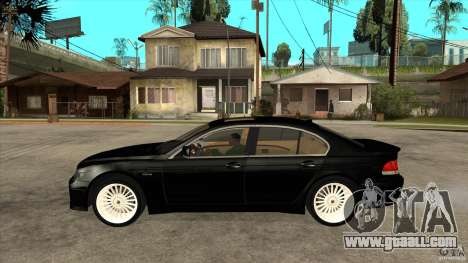 BMW Alpina B7 for GTA San Andreas left view