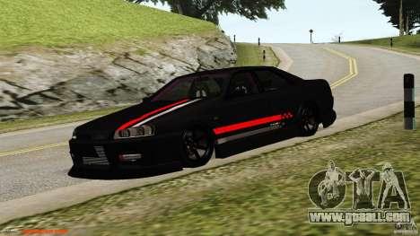 Nissan Skyline ER34 for GTA San Andreas
