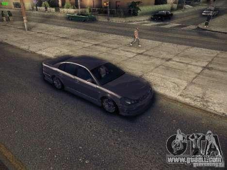 Todas Ruas v3.0 (Los Santos) for GTA San Andreas fifth screenshot