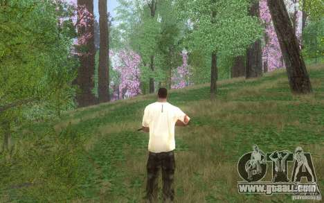 Spring Season for GTA San Andreas forth screenshot