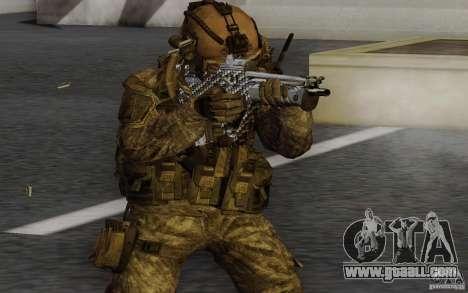 Tavor Tar-21 Carbon for GTA San Andreas second screenshot