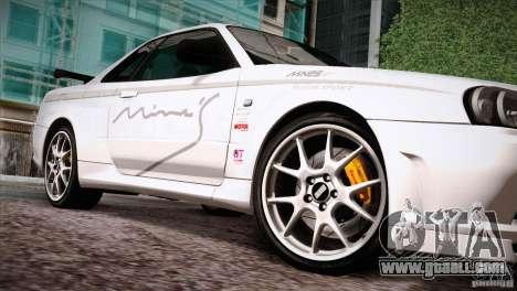 FM3 Wheels Pack for GTA San Andreas ninth screenshot