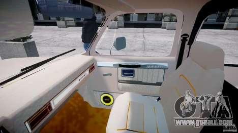Chevrolet Blazer K5 Stock for GTA 4 right view