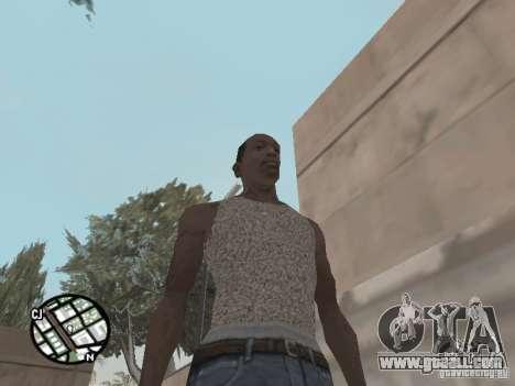 New Jersey, Karl for GTA San Andreas third screenshot