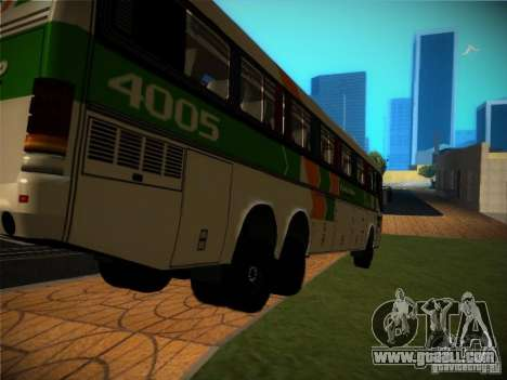 Mercedes-Benz O400 Monobloco for GTA San Andreas right view