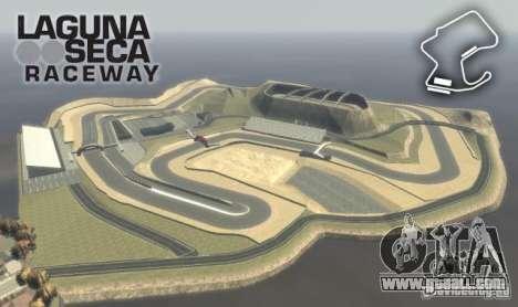 Laguna Seca [Final] [HD] for GTA 4