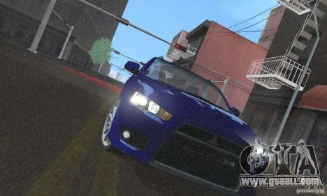 ENBSeries by dyu6 Low Edition for GTA San Andreas eleventh screenshot