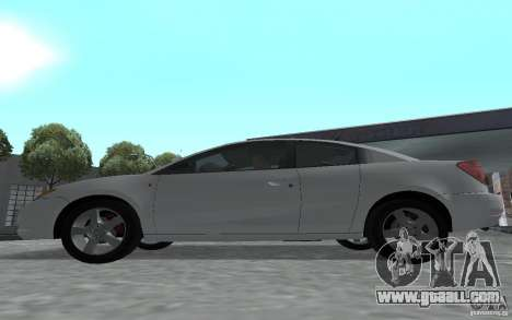 Saturn Ion Quad Coupe for GTA San Andreas right view