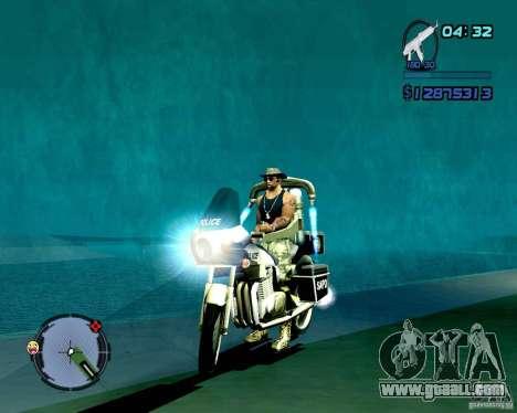 Not ENB for GTA San Andreas eighth screenshot