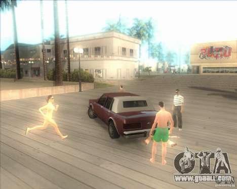 My settings ENBSeries HD for GTA San Andreas second screenshot