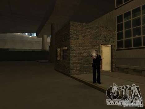 The Los Angeles Police Department for GTA San Andreas forth screenshot