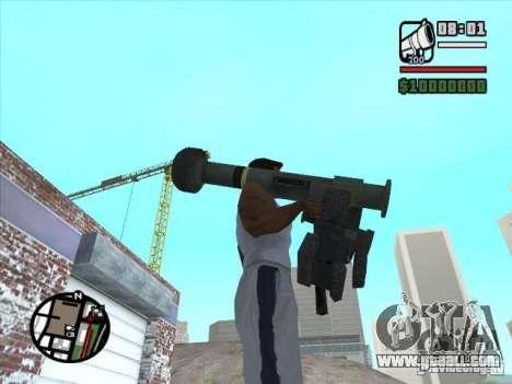 FGM-148 Dževlin for GTA San Andreas