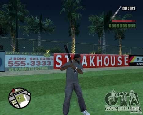 Bat HD for GTA San Andreas third screenshot