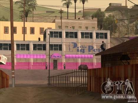 PigPen for GTA San Andreas