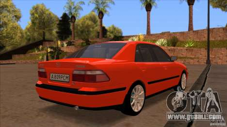 Mazda 626 Stock for GTA San Andreas side view
