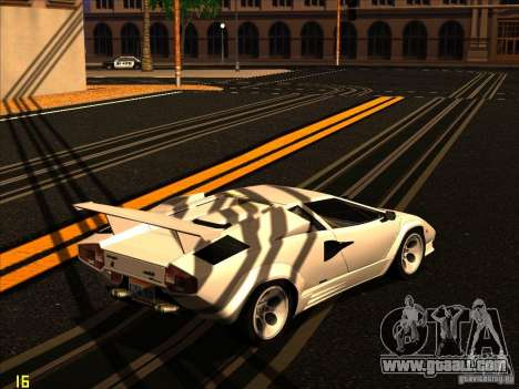 ENBSeries v2.0 for GTA San Andreas third screenshot