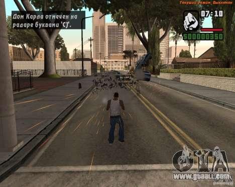 Super kick for GTA San Andreas third screenshot