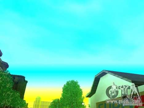 New Color Mod for GTA San Andreas ninth screenshot