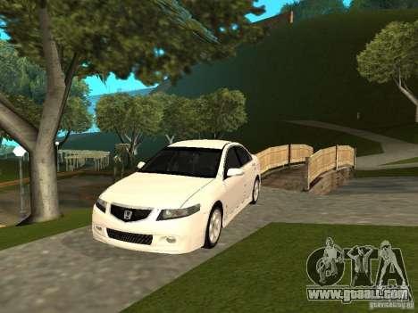 Honda Accord Type S 2003 for GTA San Andreas