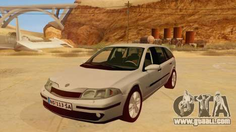 Renault Laguna II for GTA San Andreas left view