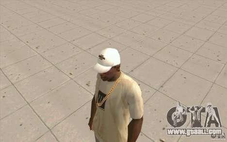 Nfsu2 Cap white for GTA San Andreas