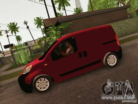 Peugeot Bipper for GTA San Andreas right view