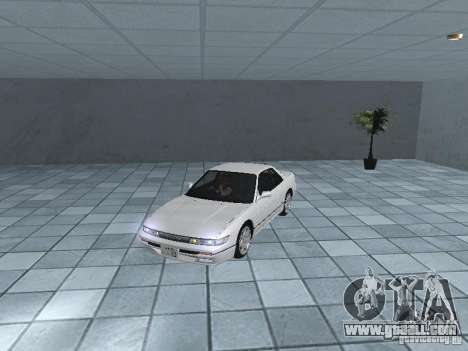 Nissan Silvia PS13 for GTA San Andreas left view