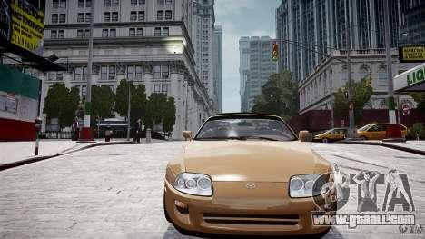 Realistic ENBSeries V1.2 for GTA 4 third screenshot
