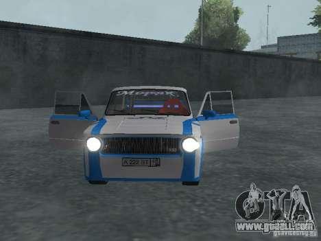 VAZ 2101 Sailor for GTA San Andreas