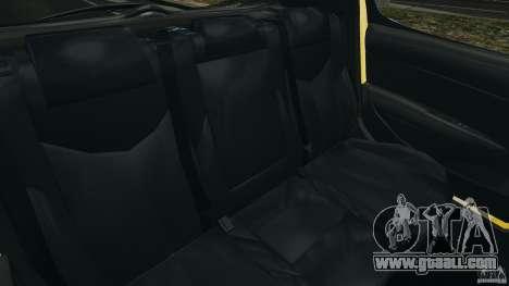 Peugeot 308 GTi 2011 Police v1.1 for GTA 4 side view