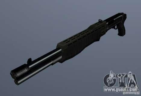 CS Guns Beta 1B for GTA San Andreas eighth screenshot