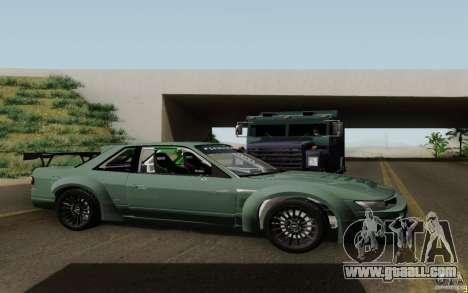 Nissan S13 Ben Sopra for GTA San Andreas right view