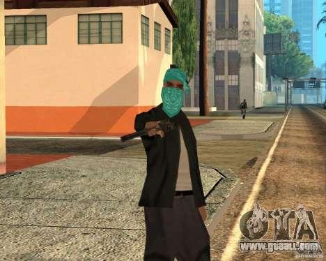 Beta Peds for GTA San Andreas sixth screenshot