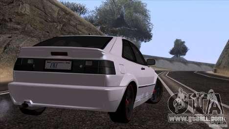 Volkswagen Corrado VR6 for GTA San Andreas back view