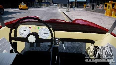 FSO Syrena Sport 1960 for GTA 4 right view