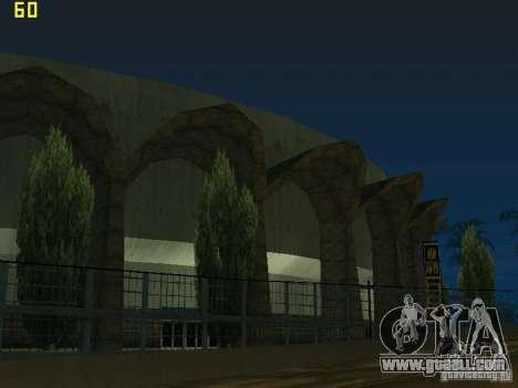 GTA SA IV Los Santos Re-Textured Ciy for GTA San Andreas third screenshot