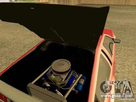 DeLorean DMC-12 V8 for GTA San Andreas left view