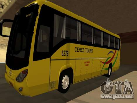 Yanson Viking - CERES TOURS 6279 for GTA San Andreas right view