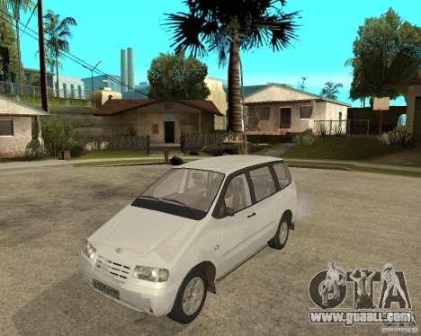 "VAZ 2120 ""Nadezhda"" for GTA San Andreas"