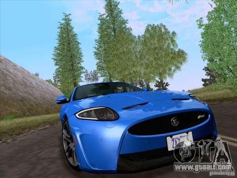 Realistic Graphics HD 4.0 for GTA San Andreas fifth screenshot