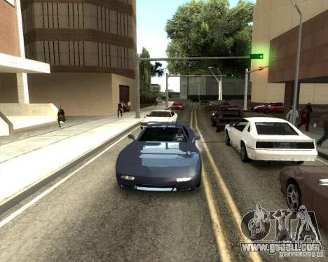 ENBSeries by Sashka911 v3 for GTA San Andreas third screenshot