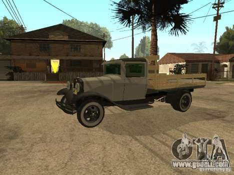 FORD AA for GTA San Andreas left view