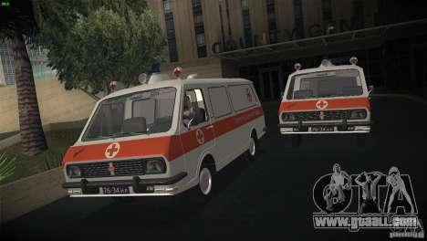 RAF 22031 ambulance for GTA San Andreas