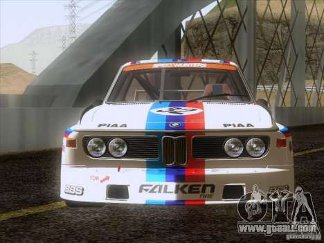BMW CSL GR4 for GTA San Andreas right view