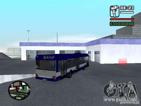 Solaris Urbino 12 for GTA San Andreas right view