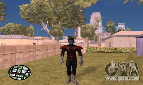 Nightcrawler Skins Pack for GTA San Andreas third screenshot