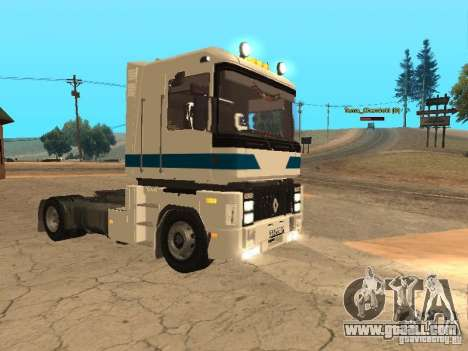 Renault Magnum Sommer Container for GTA San Andreas