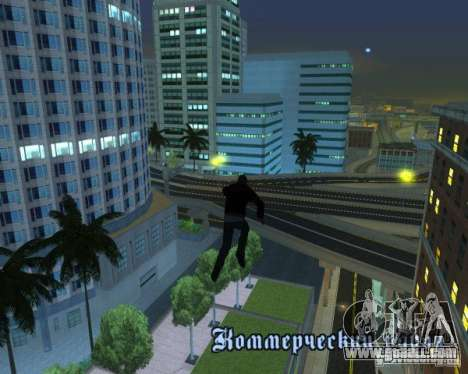 Prototype MOD for GTA San Andreas fifth screenshot