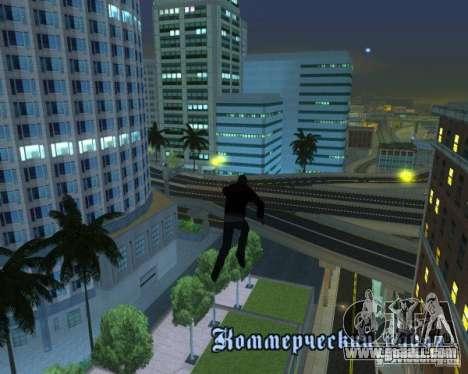 Prototype MOD for GTA San Andreas fifth screenshot