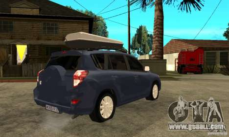 Toyota RAV4 V2 for GTA San Andreas right view